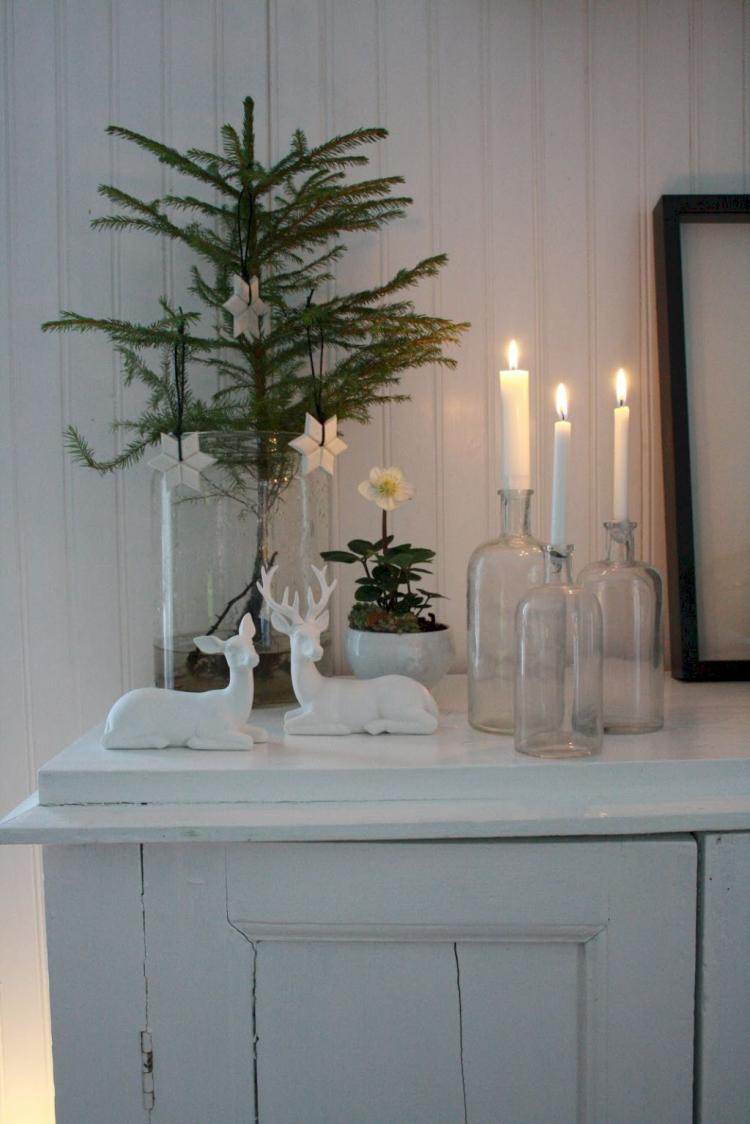 14 Marvelous Rustic Costal Home Decorating Ideas: 37+ Marvelous Modern And Minimalist Christmas Decor Ideas