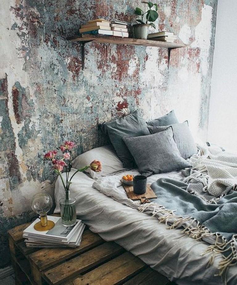 40+ Simple Boho Style Bedroom Decor And Design Ideas