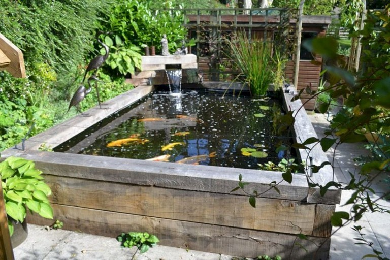 7 Exciting Fish Pond Design For Small Backyard Ideas ...