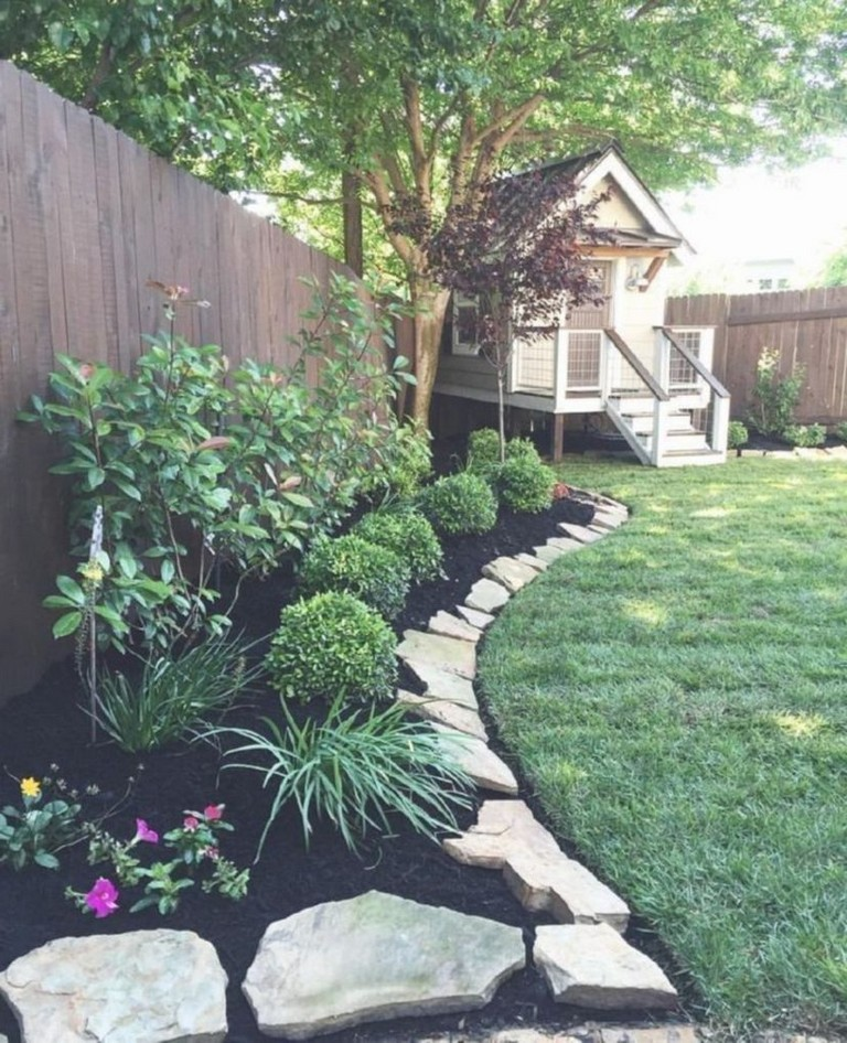 Landscaping Ideas For The Front Yard: 35+ Inspiring Front Yard Landscaping Ideas For Your Home