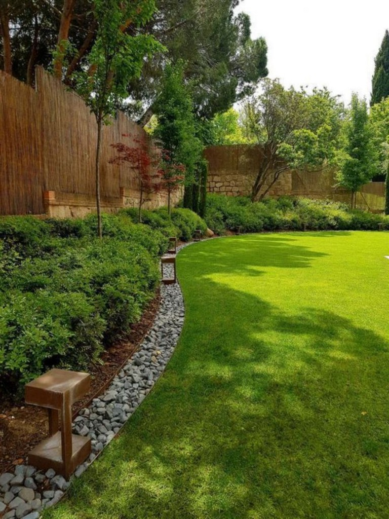 Lovely Backyard Landscape Designs Ideas